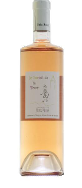 Domaine de Bois Mozé - le luron de la tour - Rosé - 2018