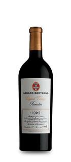 Legend vintage rivesaltes 1969 Gerard Bertrand