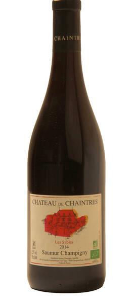 Château de Chaintres - Les Sables - Rouge - 2018