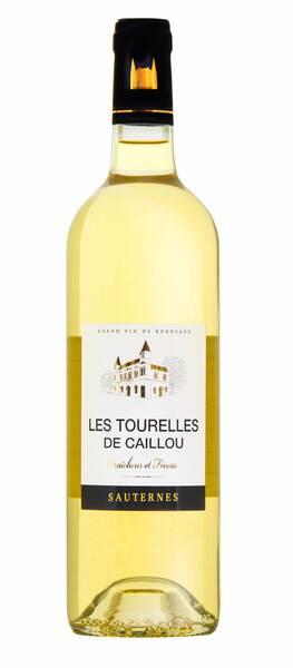 Château Caillou - les tourelles de - Liquoreux - 2019