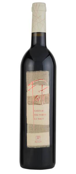 Château Hauterive le Haut - faïti - Rouge - 2017