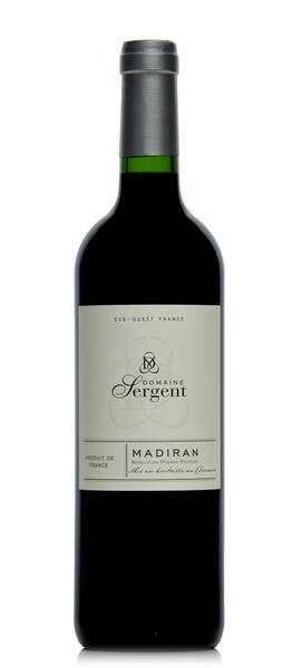 Domaine Sergent - madiran cuvée tradition - Rouge - 2018