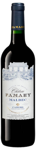 Château Famaey - tradition malbec - Rouge