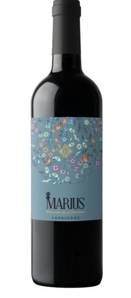 Domaine de la Dourbie - marius - Rouge - 2018