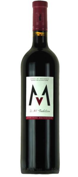 Château Matheron - m' tradition - Rouge - 2018