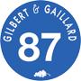 Gilbert et Gaillard 87/100