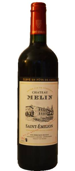 Château Melin - château melin - château melin rouge 2016 - Rouge - 2016