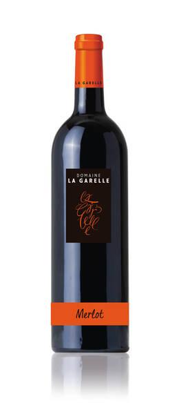 Domaine La Garelle - merlot - Rouge - 2020