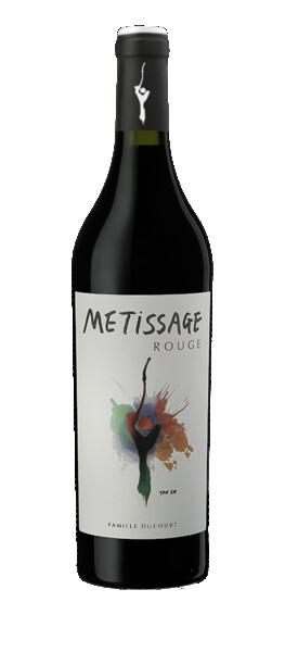 Vignobles Ducourt - metissage - Rouge - 2016