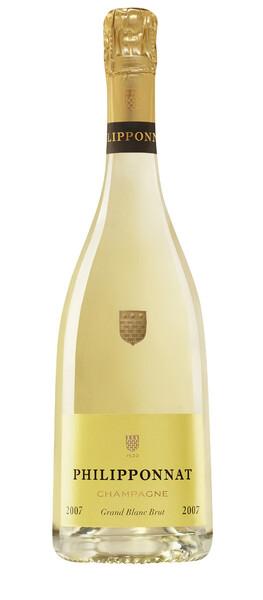 Champagne Philipponnat - grand blanc - Pétillant - 2010