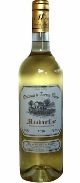 Château Le Terme Blanc - monbazillac - Liquoreux - 2016