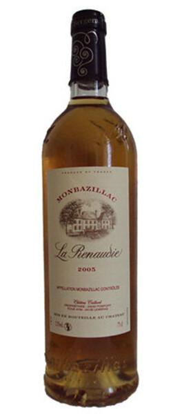 Château La Renaudie - monbazillac tradition bio - Blanc - 2015