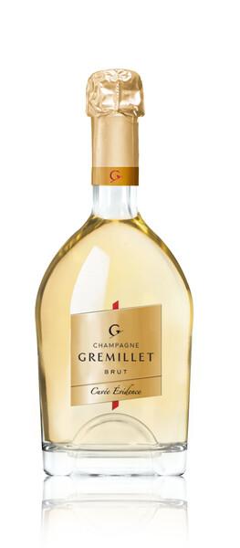 Champagne Gremillet - cuvée evidence brut - Pétillant