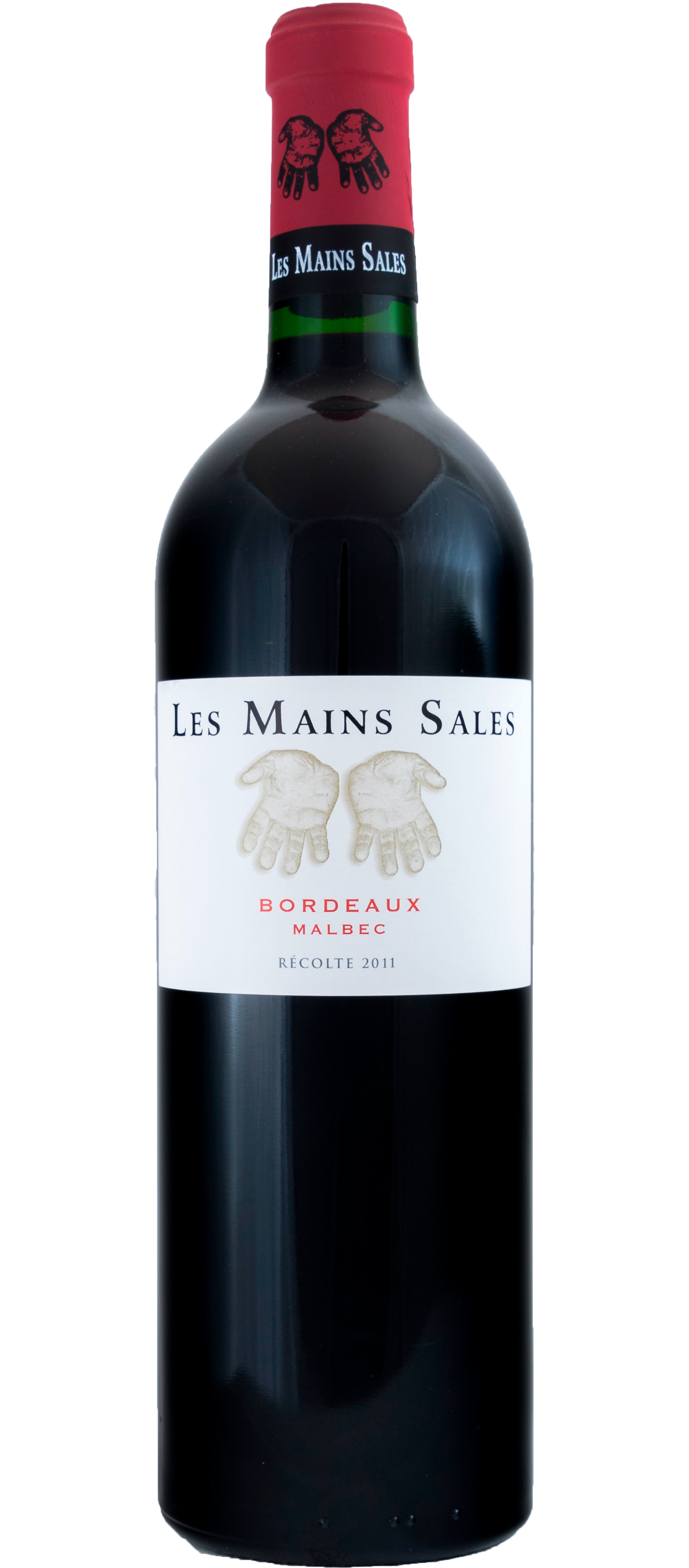 les mains sales 100% malbec
