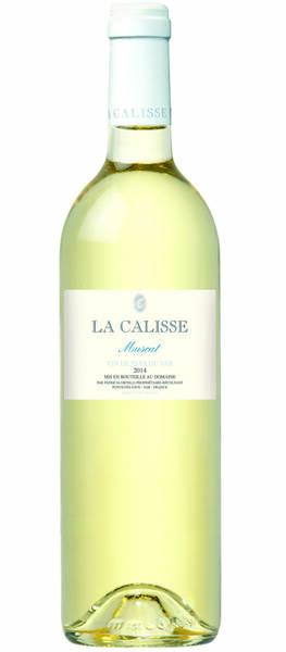 Château La Calisse - muscat - Blanc - 2015