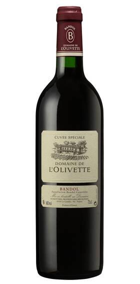 Domaine de l'Olivette - de l'olivette - cuvée spéciale - Rouge - 2009