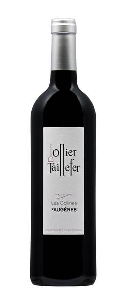 Domaine Ollier Taillefer - les collines bio - Rouge - 2017