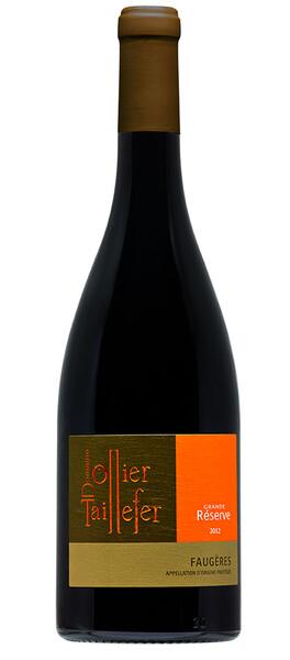 Domaine Ollier Taillefer - grande réserve bio - Rouge - 2016