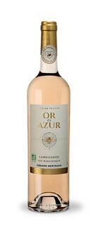 Or et Azur Pays d'Oc 2019 rose Gerard Bertrand