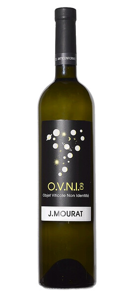 Vignobles Mourat - ovni - Blanc - 2019