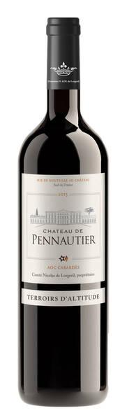 Château de Pennautier - terroir d'altitude - Rouge - 2016