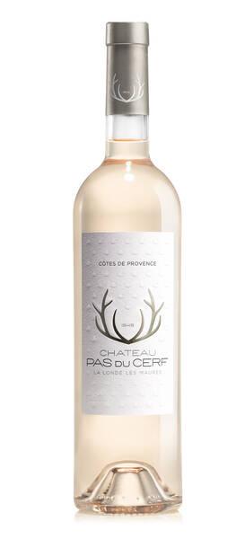Château Pas du Cerf - château pas du cerf rosé - Rosé - 2019
