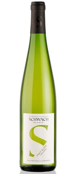 Domaine François Schwach - pinot  vieilles vignes - Blanc - 2018