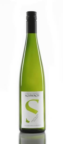 Domaine François Schwach - pinot  vieilles vignes - Blanc - 2019