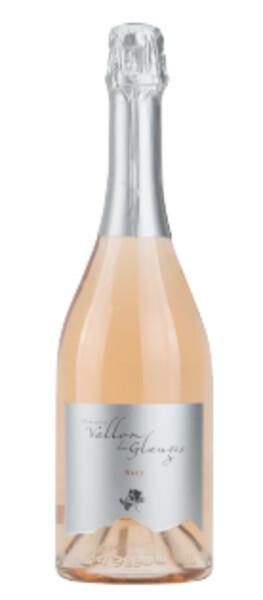 Domaine du Vallon des Glauges  - bulle de rosé - Pétillant - 2018