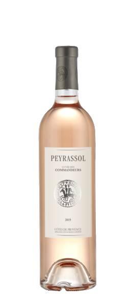 La Commanderie de Peyrassol - cuvée des commandeurs - Rosé - 2019