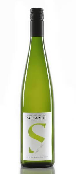 Domaine François Schwach - aromathèque pinot gris - Blanc - 2019