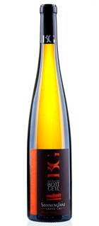 PINOT GRIS GRAND CRU SONNENGLANZ SELECTION DE GRAINS NOBLES 2008