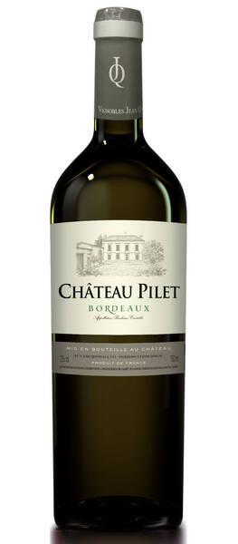 Vignobles Jean Queyrens et Fils - château pilet - Blanc - 2020