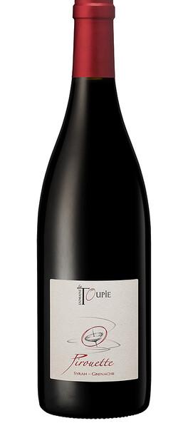 Domaine La Toupie - pirouette - Rouge - 2018