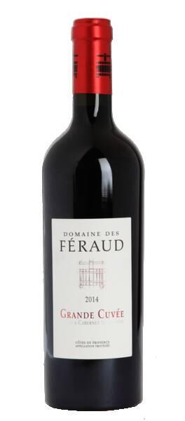 Domaine des Féraud - grande cuvée - Rouge - 2014