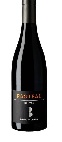 Domaine de Crémone - rasteau blovac - Rouge - 2015