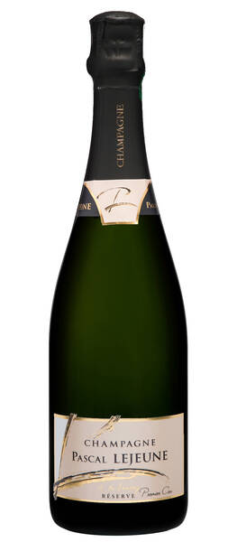 Champagne Pascal Lejeune - cuvée réserve premier cru - Pétillant