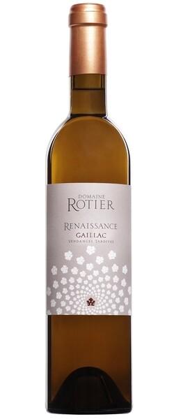 Domaine Rotier - renaissance vendanges tardives - Blanc - 2015