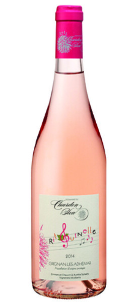 Domaine du Chardon Bleu - cuvée ritournelle bio - Rosé - 2018