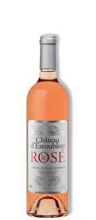 Rosé Château d'Estoublon 2018