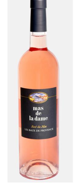 Mas de la Dame - rosé du mas - Rosé - 2020