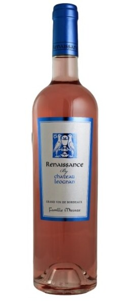 Château Léognan - renaissance - Rosé - 2019