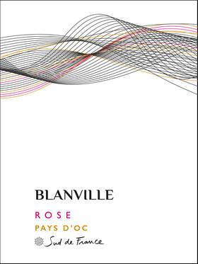 Blanville - rosé - Rosé - 2018