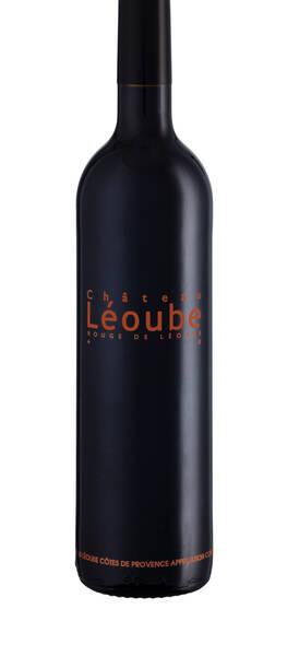 Château Léoube - château léoube - rouge de léoube - Rouge - 2018