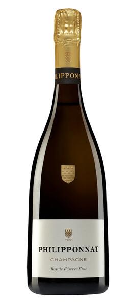 Champagne Philipponnat - royale réserve brut - Blanc