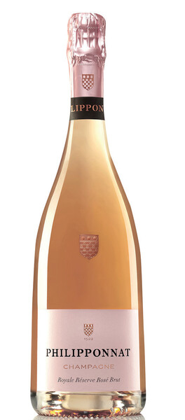 Champagne Philipponnat - royale réserve rosé - Pétillant