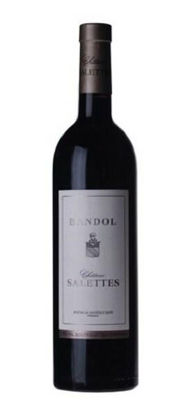 Château Salettes - château salettes - Rouge - 2017