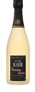 Champagne Rousseaux Batteux - cuvée blanche blanc de blancs grand cru