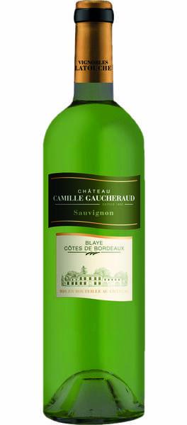 Château Camille Gaucheraud - tradition sauvignon - Blanc - 2018