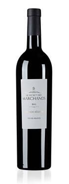 Le Manoir des Schistes  - Le Secret des Marchands, Vin rouge sec. Vin de France
